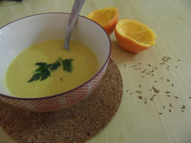 Soupe de fenouil